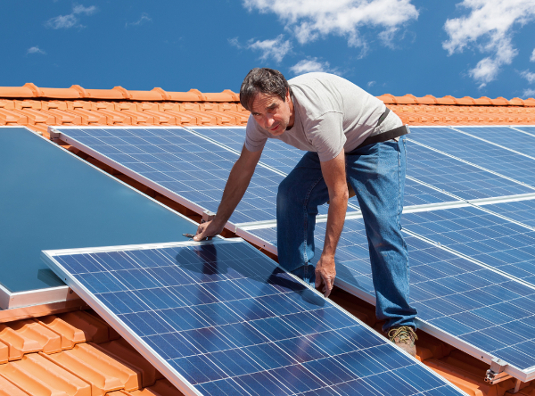 Velocity Solar Panel Install Contractor